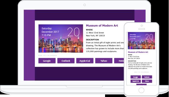 Calendar Email Template Idealstalist